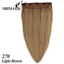 Brown Hair Extensions by Online Get Cheap 18 Inch Brown Hair Extensions Aliexpress Com