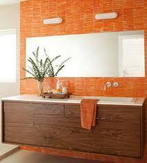 orange bathroom ideas 40 orange bathroom tiles ideas and pictures orange bathroom tiles