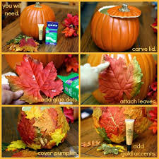 Candy Vases Centerpieces Ilovetocreate Blog Diy Thanksgiving Pumpkin Vase Centerpiece