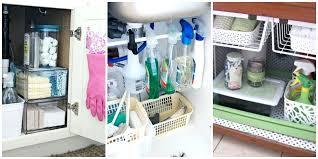 under bathroom sink storage ideas under bathroom sink storage cabinet brilliant kitchen sink storage