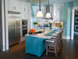 Decorating Kitchen Islands by Blue Kitchen Decor Back To Post 45 Blue And White Kitchen Design