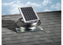 solar power roof vent ventilation tri built materials group llc