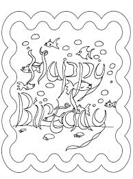 peaceful ideas coloring pages birthday cards birthday party