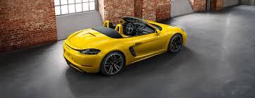 Porsche Macan Yellow - porsche exclusive 718 porsche usa