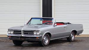 1964 pontiac gto convertible f72 indy 2017