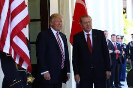 Trumps Hpuse In New York Erdogan Trump Hold Talks In New York U2013 Middle East Monitor