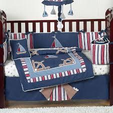 nautical crib bedding home inspirations design