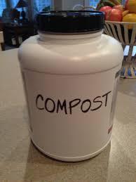 kitchen compost bin super easy way to make a kitchen compost bin
