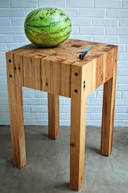 butcher block table designs nice butcher block table ideas reclaimed heart pine design home