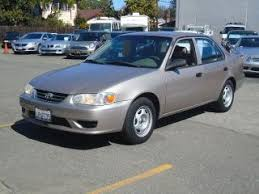 used 2001 toyota corolla for sale pricing features edmunds
