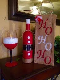 wine bottle christmas ideas 79 best christmas ideas images on christian christmas
