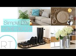 Easy To Make Home Decorations Simple Diy Home Decor