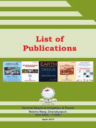 final pub list 1 4 2013 pdf hydroelectricity electric power