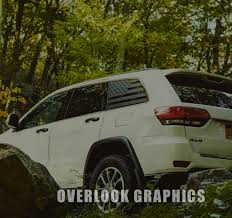 jeep grand cherokee stickers jeep grand cherokee 2011 american flag overlook graphics llc