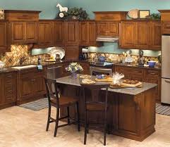 Best Kitchens Medium Brown Images On Pinterest Medium Brown - Medium brown kitchen cabinets