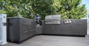 used kitchen cabinets barrie outdoor kitchen cabinet materials the 5 most popular types