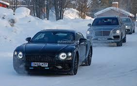 bentley exp 10 black 2018 bentley continental gt spied again exp 10 speed 6 headlights