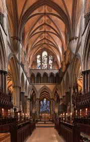 interior views salisbury cathedral