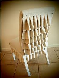 Ruffled Chair Covers 25 Gorgeous Chair Covers And Festive Chair Backs To Make Tip Junkie