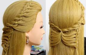 butterfly for hair easy hairstyles for hair tutorial butterfly braid with 4