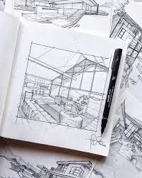 the 25 best drawing architecture ideas on pinterest