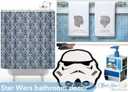 cosy star wars bathroom on home decor ideas with star wars