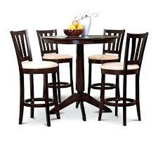 Bar Table Sets Stools Counter Height Bar Stools Set Of 3 Bar Table Pub Table