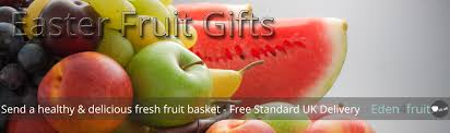 easter fruit baskets fruit hampers for easter free delivery
