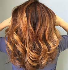 golden apricot hair color 60 auburn hair colors to emphasize your individuality
