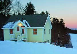 Small Energy Efficient Homes by Super Energy Efficient Home In Vermont Greenbuildingadvisor Com