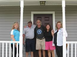 usda rual development families celebrate completion of homes they helped build cape