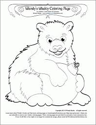 polar bear color page baby polar bear coloring pages coloring home