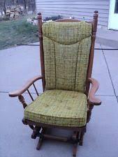 Rocking Chairs For Sale Rocking Chair Cushions Nursery Modern Glider Ebay