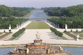 Versailles Garden Map Versailles Half Day With Guide Plus Paris Afternoon City Tour With