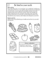 1st grade 2nd grade kindergarten science worksheets be kind to