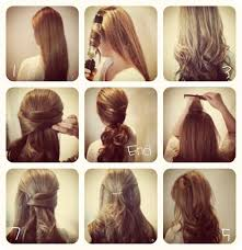 easy hairstyles for school trip 3 easy ways back to school hairstyles vpfashion