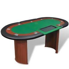 10 player round poker table poker card tables tabletops ebay