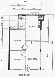 Residences Evelyn Floor Plan by Telok Blangah Rise Hdb Details Srx Property