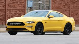 2018 ford mustang gt spied flashing black accent package