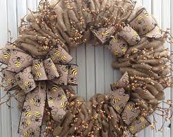 Bee Garden Decor Bee Decor Etsy