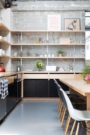 Reath Design Kitchen Of The Week Epoch Films U0027 Friendly Industrial Loft Kitchen