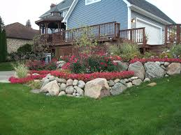 Sweet Home Decoration by Exteriors Beautiful Curbside Landscaping Ideas For Sweet Home