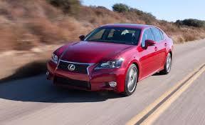 lexus ga350 lexus gs reviews lexus gs price photos and specs car and driver