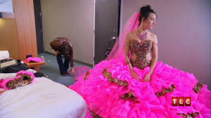 mellie u0027s wedding dress gypsy sisters youtube