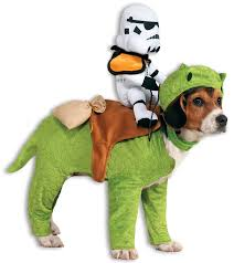 amazon com star wars dewback costume for pets sized