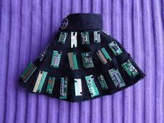 electronic cards necklace electronic cards and cards