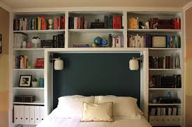 Woodworking Plans Bookcase Headboard by Popular Storage Headboard Style U2013 Home Improvement 2017