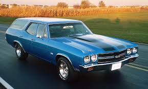 blue station wagon 1970 71 u0026 72 chevelle wagons