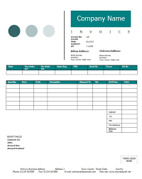 Sales Invoice Template Excel Free Occupyhistoryus Personable Sales Invoice Template Printable Word