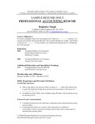 Resume Junior Accountant Cover Letter Entry Level Accountant Resume Entry Level Accounting